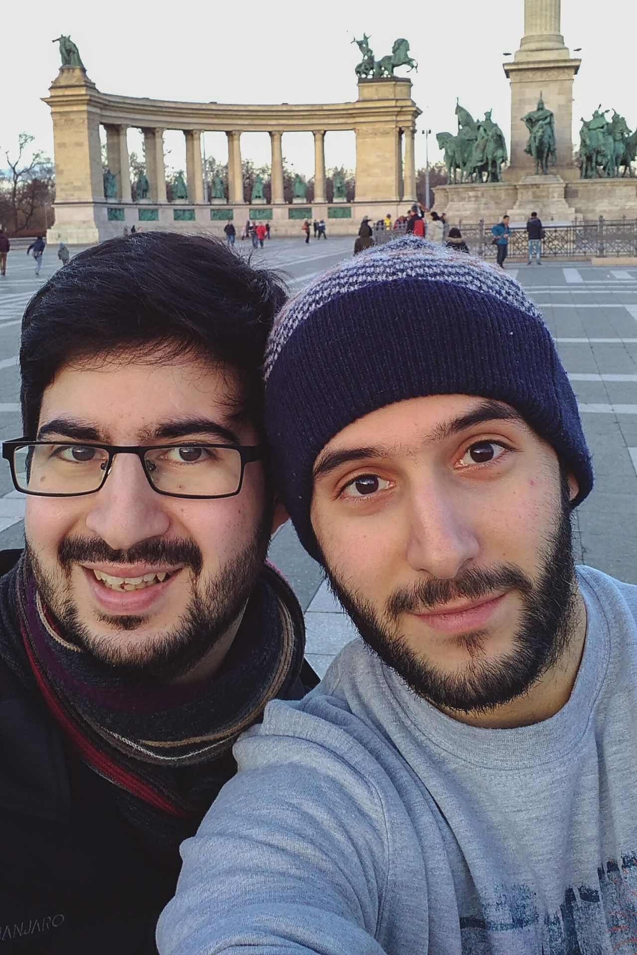 Bromance Brothers Selfie ✌ Travel City Budapest, Hungary Budapest Hungary Travel Destinations Me Beard
