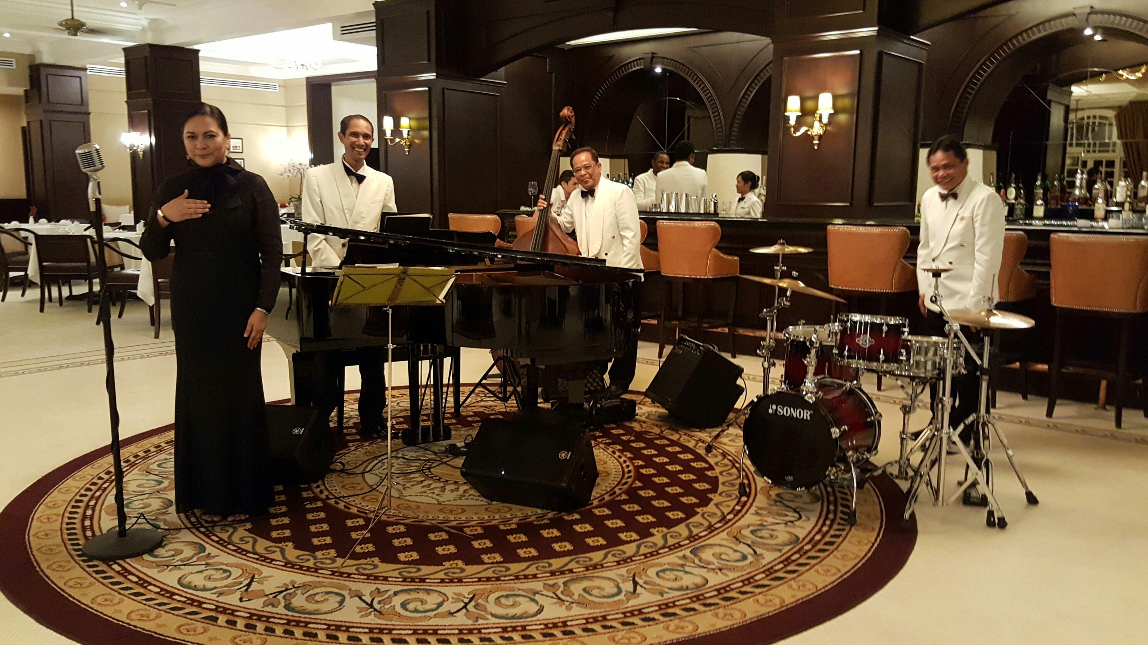 The Quartet Majestic Hotel KL Colonial Cafe Colonial Style Kuala Lumpur Malaysia  Travel Destinations Malaysia Truly Asia International Landmark Kuala Lumpur Malaysia  Kuala Lumpur I Love Kuala Lumpur Monument Bar - Drink Establishment
