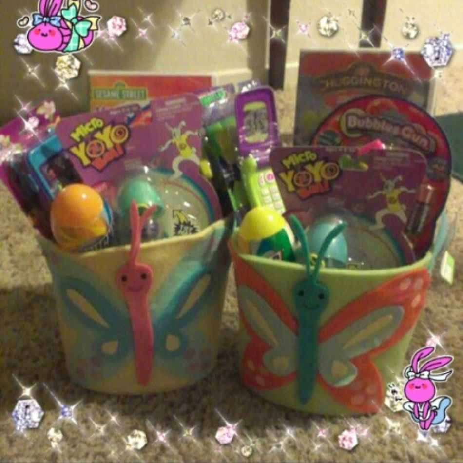 Happy #Easter! Toys Love Family Easter Gifts Easterbasket Easterbunny Happyeaster Easterbaskets Easter2013