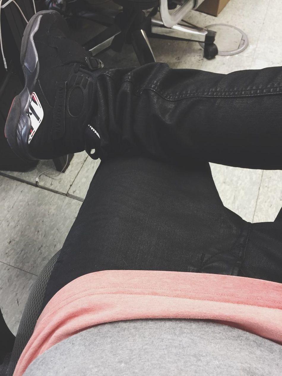 코팅진과 조던8플옵!! 조합이 좋아요~ Jordan8 Jordan Nike Street Fashion Swag
