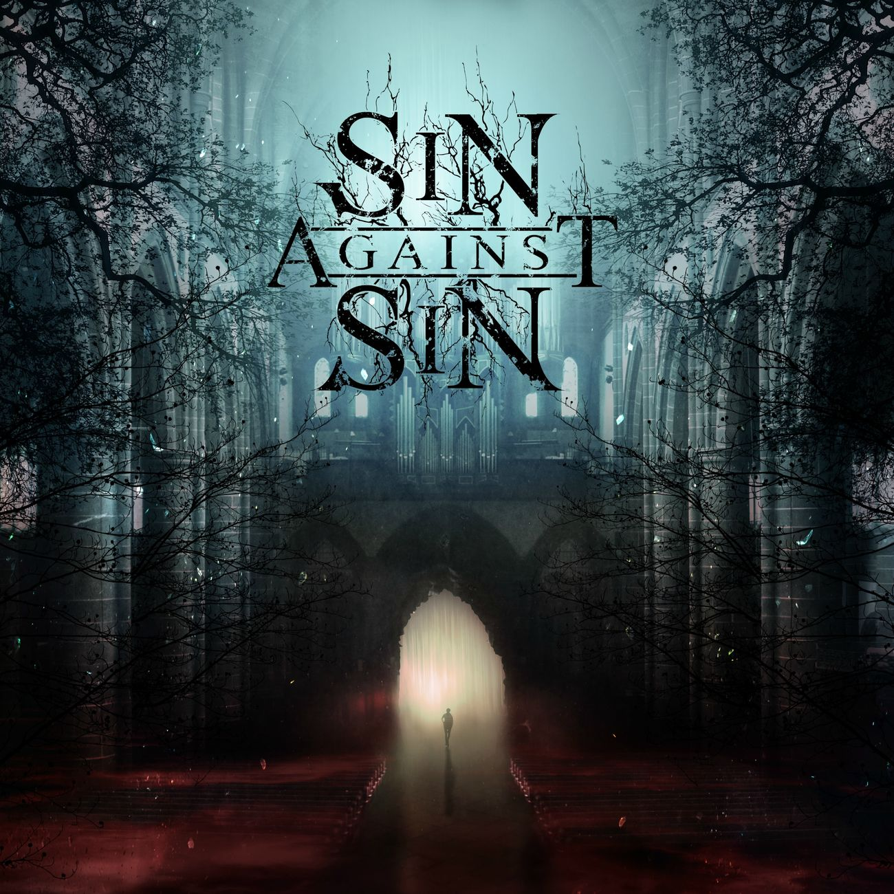 Music Metal Metalhead Sin Against Sin Metalcore Album IndieMusic Itunes Cdbaby CDs Cover Art sinagainstsin.bandcamp.com