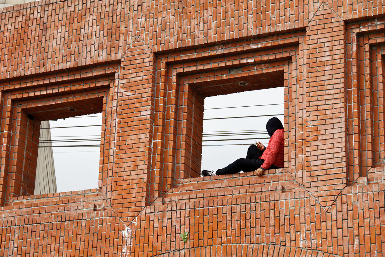 Beautiful stock photos of mexiko, built structure, real people, lifestyles, architecture