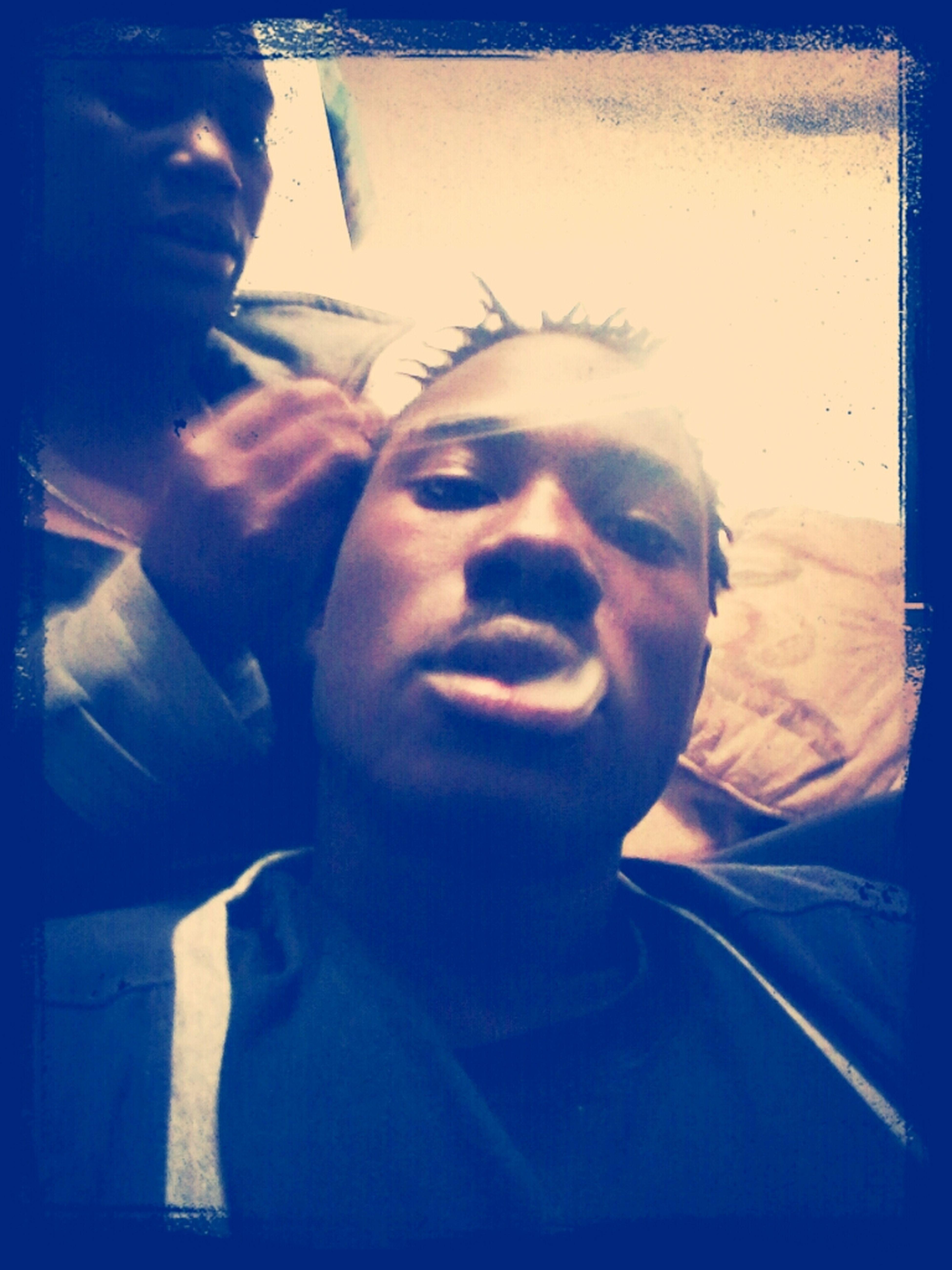 Gettin Hair Braided
