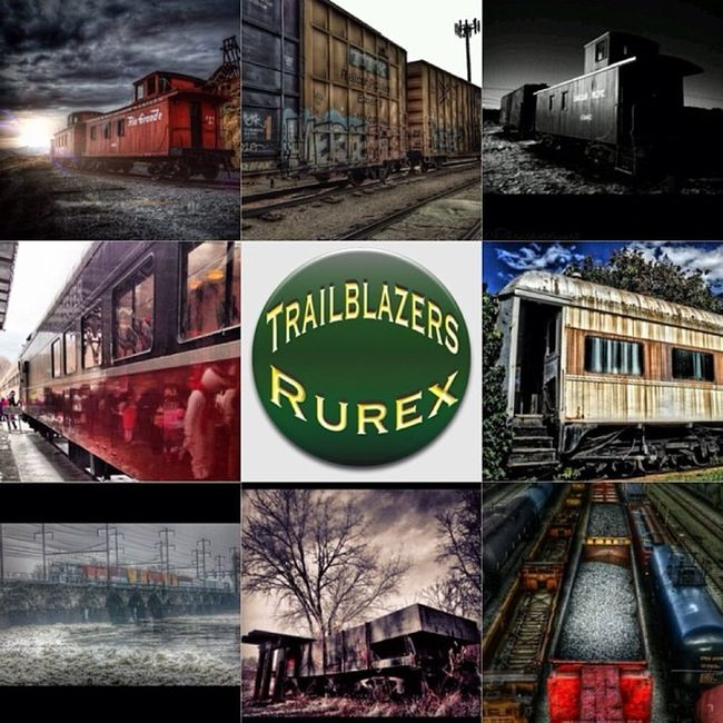 Trailblazers! trailblazers_rurex challenge #trb_ticket_to_ride has come to the end of its journey, thank-you all for your fabulous entries! Presenting Honorable mentions: TL rubicontaxi TC 303_photography TR thresholdpush ML kerrigoods MR cgmccall Trb_ticket_to_ride