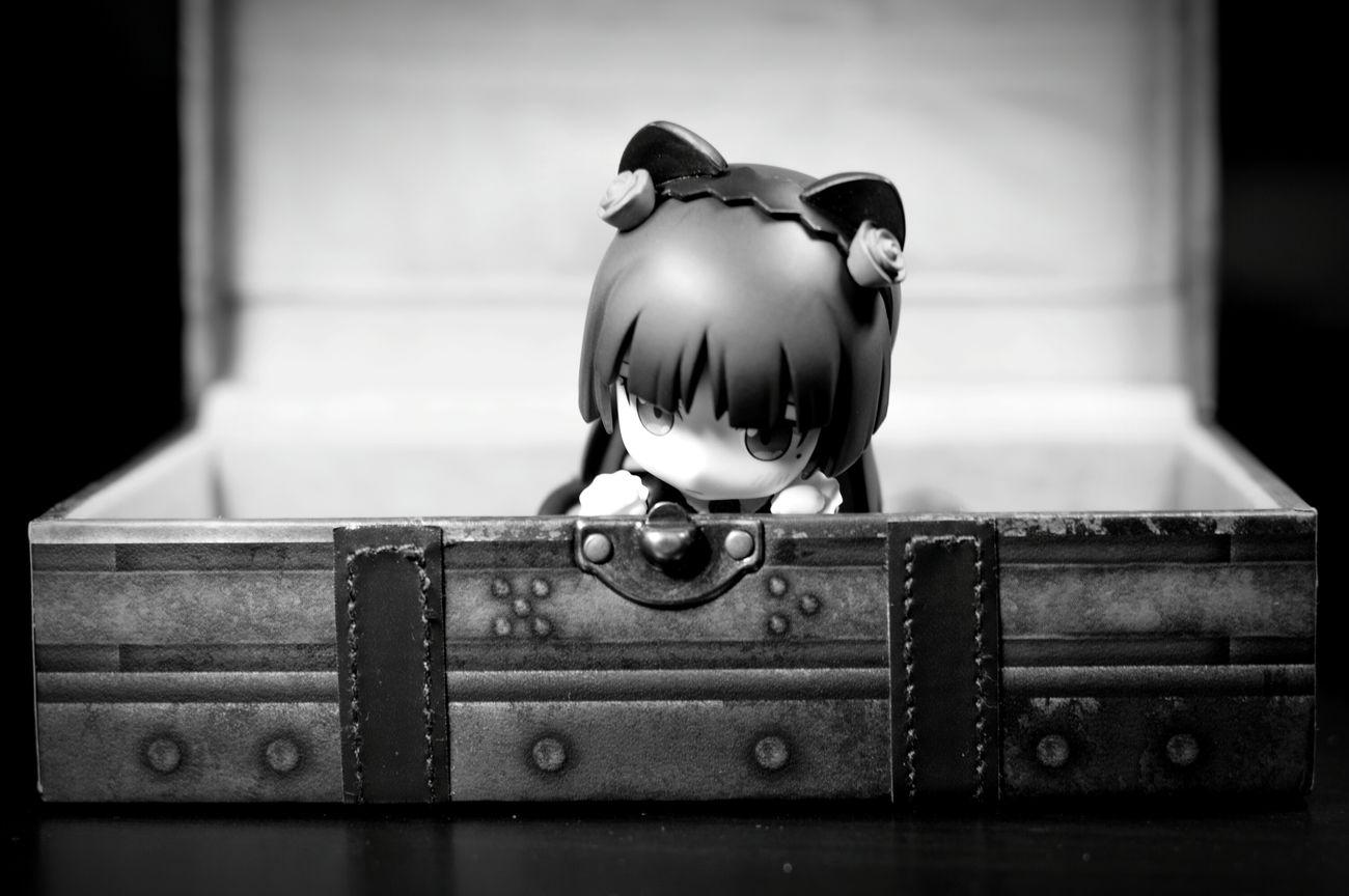 Trying some new. Nendoroid Nendophotography Goodsmilecompany Toyphotography Figurephotography Animefigure Kuroneko