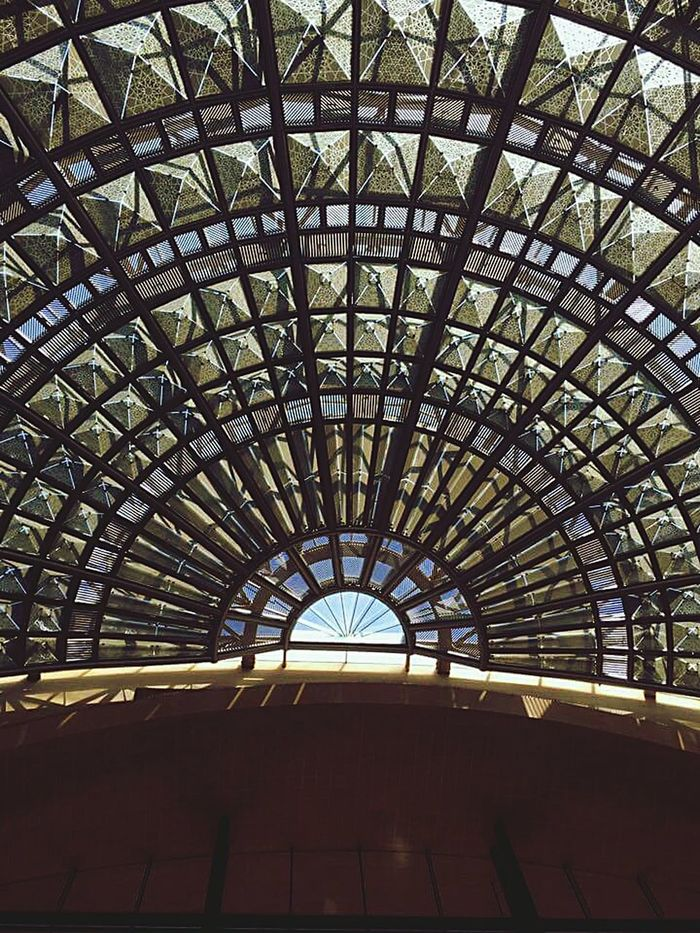 Geometric Shapes Interior Design Union Station Losangeles Architecture Architectural Detail Shadows & Lights The Architect - 2016 EyeEm Awards Shapes And Lines Los Angeles Union Station