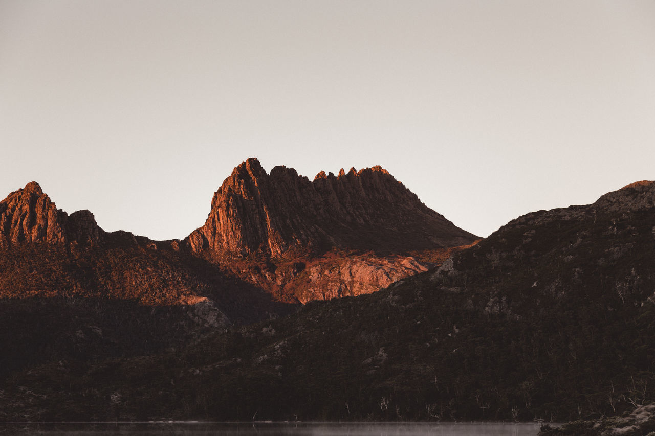 Beauty In Nature Day Geology Landscape Mountain Nature No People Outdoors Scenics Sky Sunset Tranquil Scene Tranquility