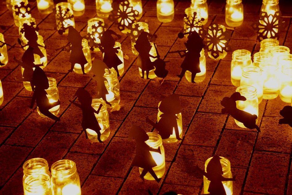 キャンドルナイト Candle Night キャンドル Candle ゆらぎ ろうそく EyeEm Best Shots Eyemphotography EyeEm Gallery EyeEmBestPics Eyeem Market EyeEmBestEdits EyeEm Japan EyeEm 2016 12月 ブルーメンの音楽隊 1/fのゆらぎ