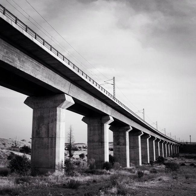 SPAIN Madrid Architecture Arquitectura Europe Puente bridge