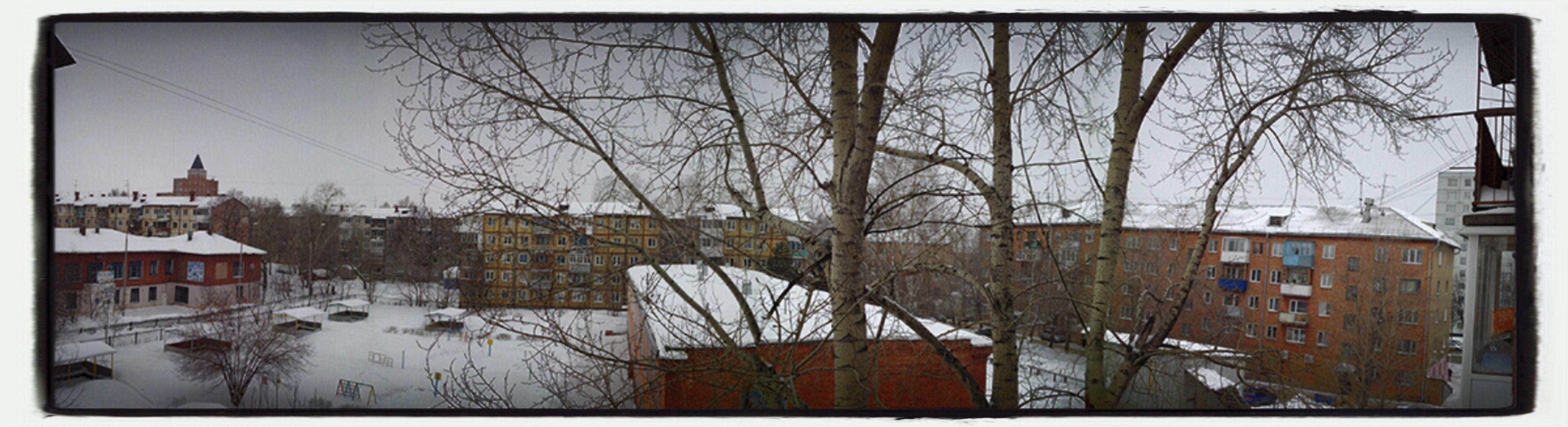 панорамко из форточге