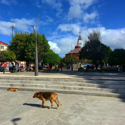 Amazing Ancud, Chiloe Island, Chile Ancud Chilöe Chile Plaza Central
