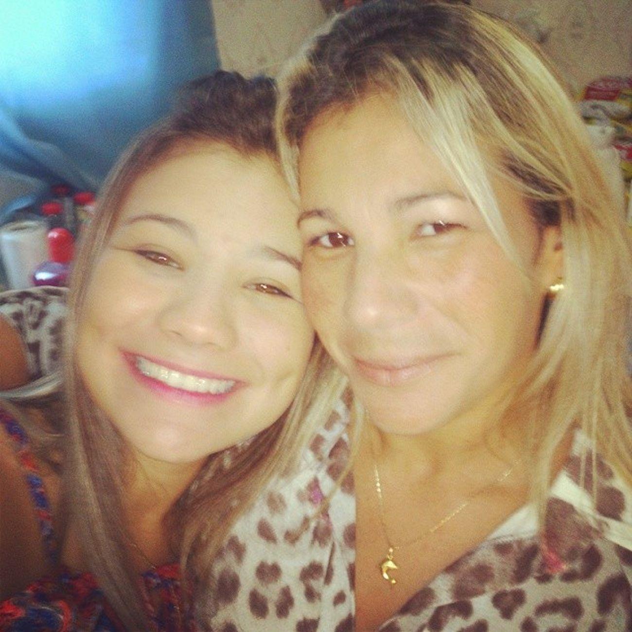 Te amo mãe!!!! Linda Mamipoderosa Portoseguro Parabéns diadela