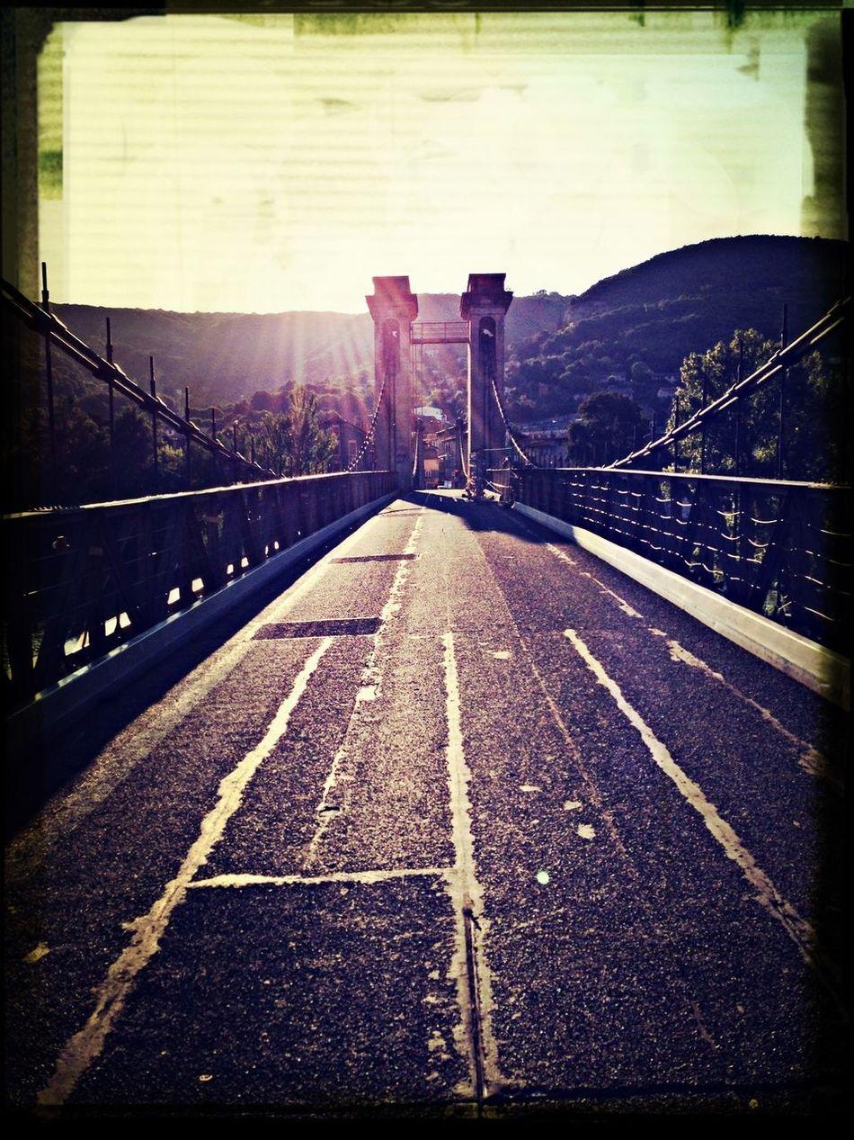 Pont de couzon Sortie Fixie