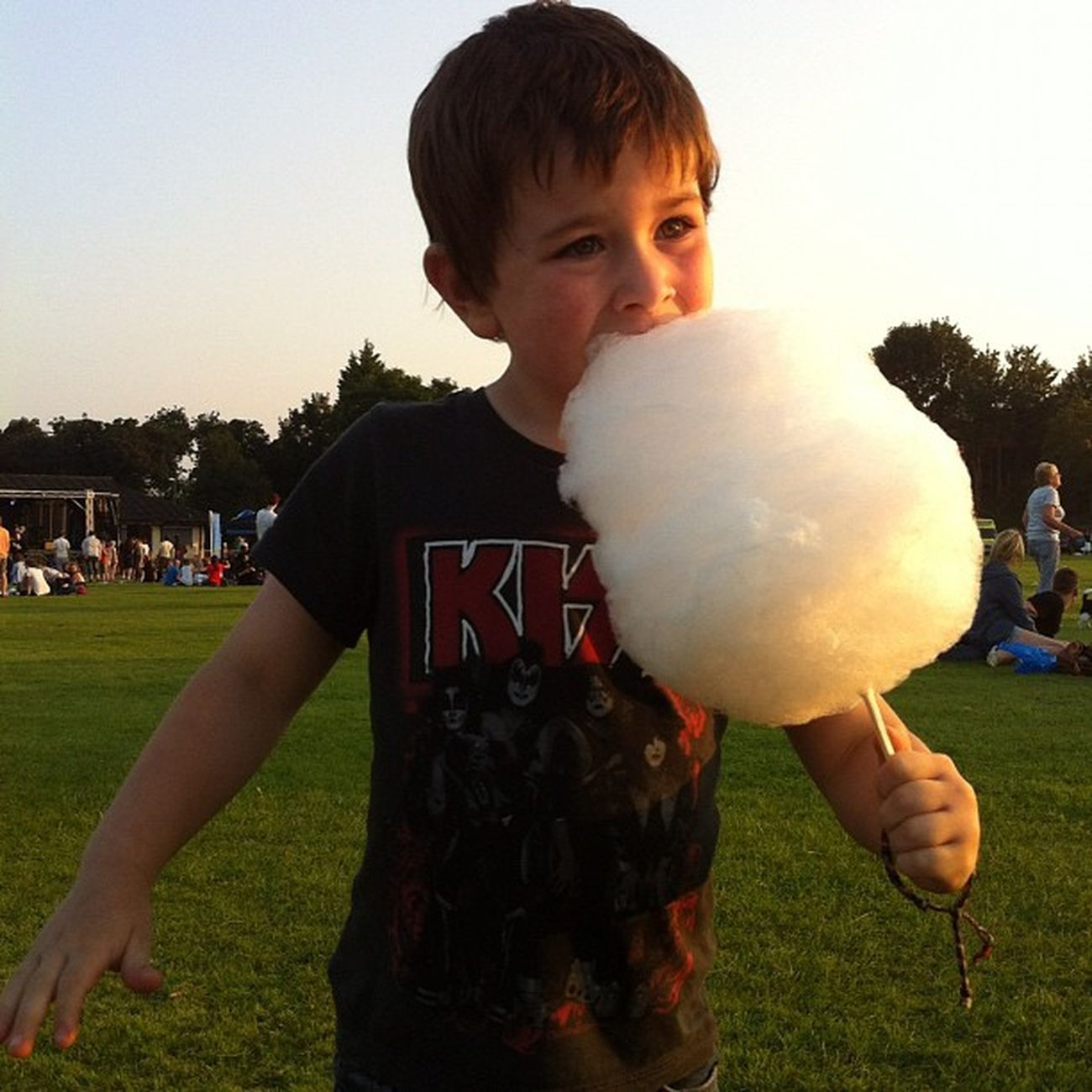 Sunset cotton candy #miniG #rockontherec #harborough Minig Harborough Rockontherec