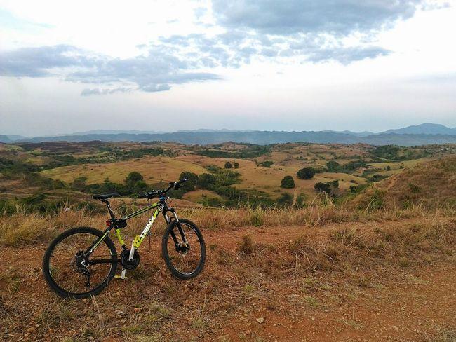 MTB Biking Enduromtb Trinx Placid  Trail Ride