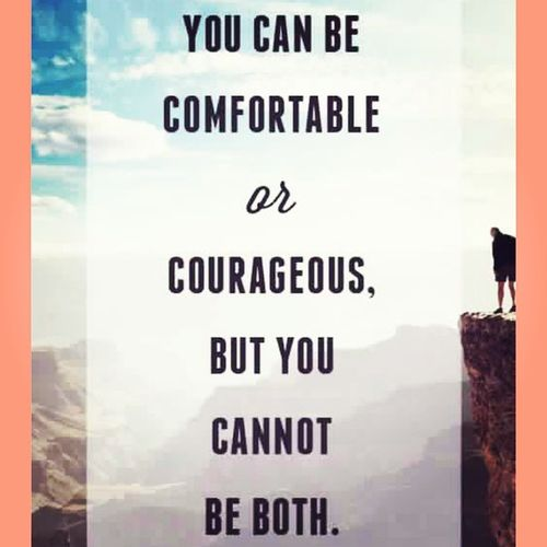 Courage👍