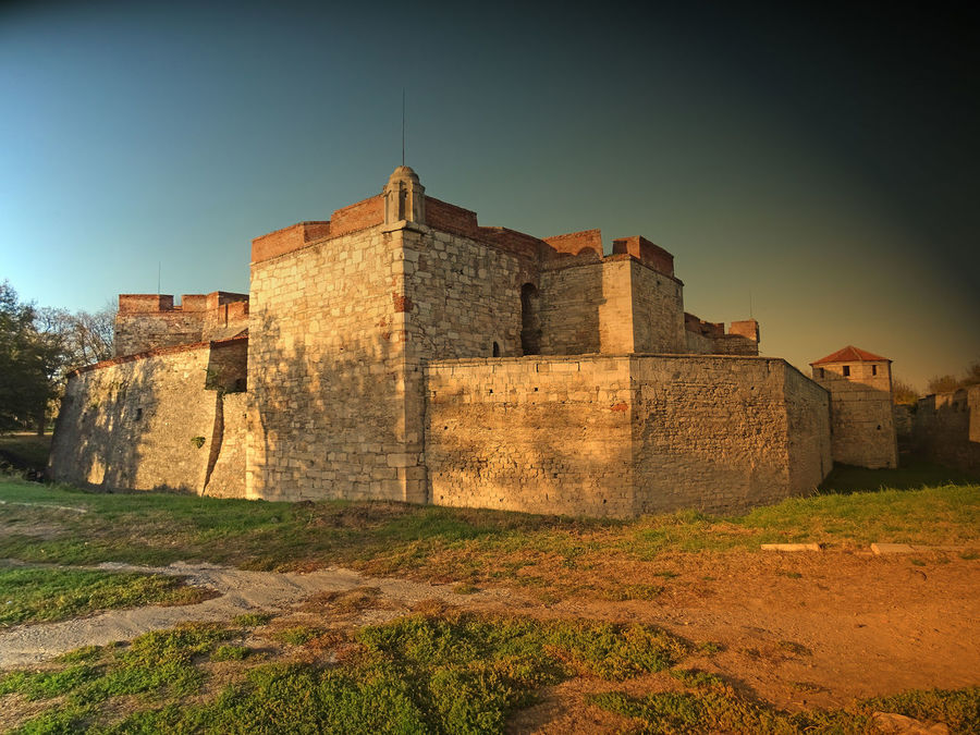Fortress Wall Hitorical Place Landscape_Collection Light And Shadow My Year My View Outdoors Riverside Vidin,bulgaria