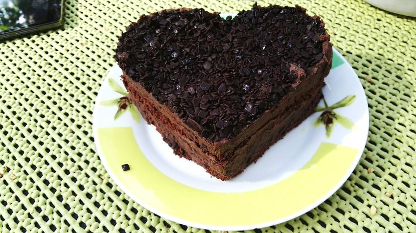 Sweet Food Cake Dessert Ready-to-eat Chocolate Cake Heatcake Unhealthy Eating Baked Serving Size Food Yummy
