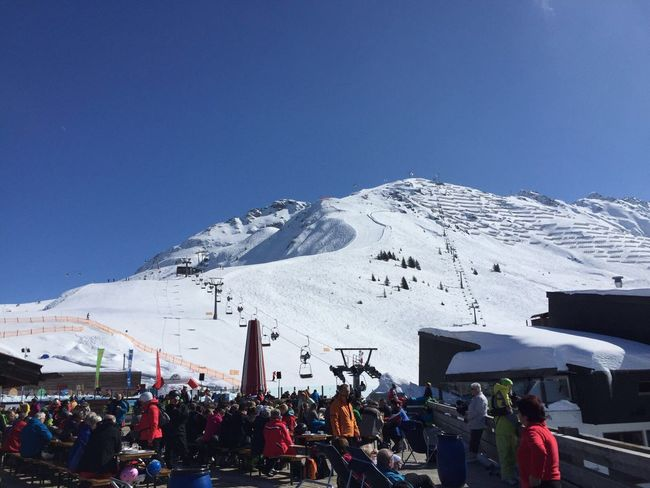 Mountain View Mountains Snow ❄ Skiing Oostenrijk Austria Silvretta Montafon Montafon Schruns