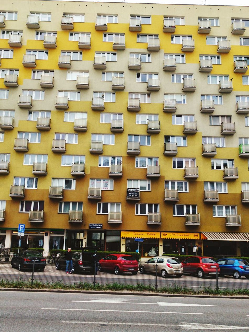 Poland City Community Building Exterior Architecture Apartment Residential Building City Street Outdoors Day Housing Development Cityscape No People Photograph Low Gydnask Sweden Building Story Illuminated Space Astrology Sign Beauty In Nature Backgrounds Star - Space Pathway