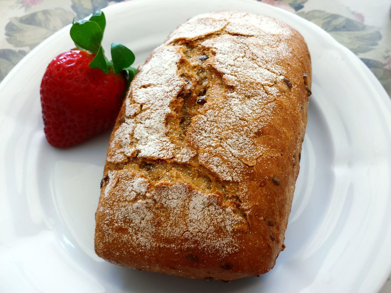 Morning Glory Breakfast Time Bread Roll Strawberry Strawberry Love Yummy Mouthwatering German Bread On A Plate Appetising Food Food Photography Bakeries Fresh Bread Popular Photos Appetitlich Close-up Ladyphotographerofthemonth Showcase: April Breadroll Bread Rolls Food Backware Brötchen The Essence Of Summer