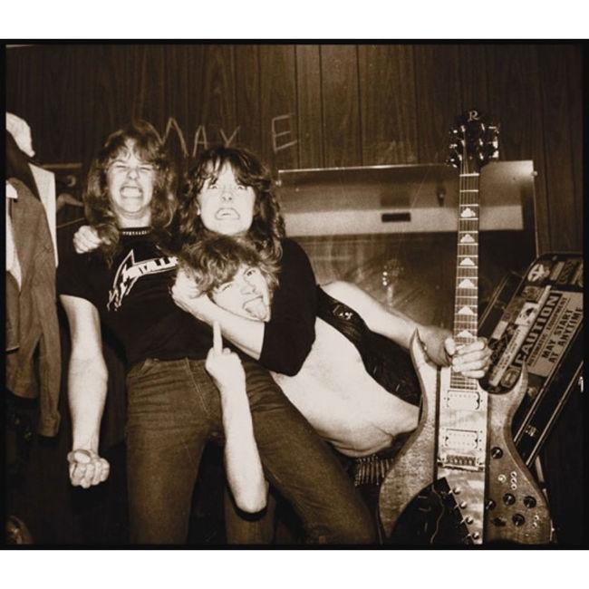 Dave Mustaine James Hetfield My Love