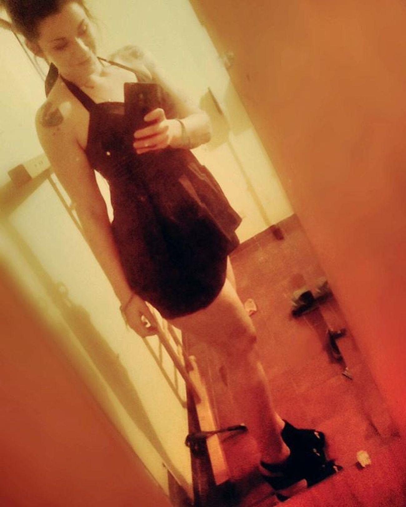 Selfie ♥ Heels Dress Confident  Weightloss ProudToBeMe Tattooed Girl Tijuana, Mexico Tijuana Female