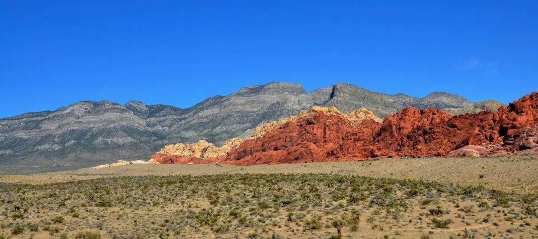 Redrockcanyon Nature