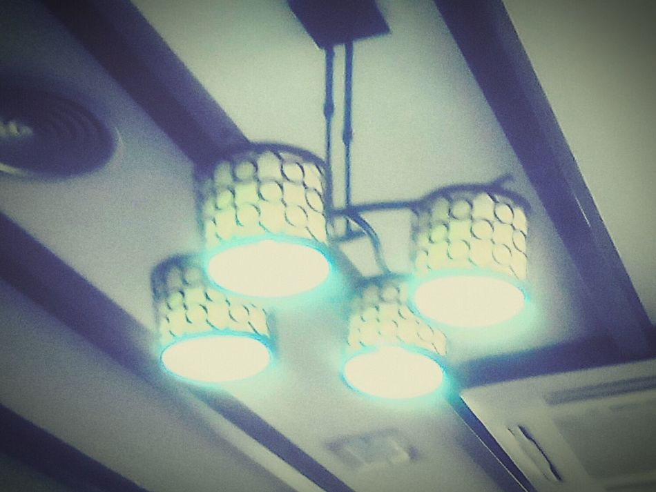 In a restaurant Stylous Lamp
