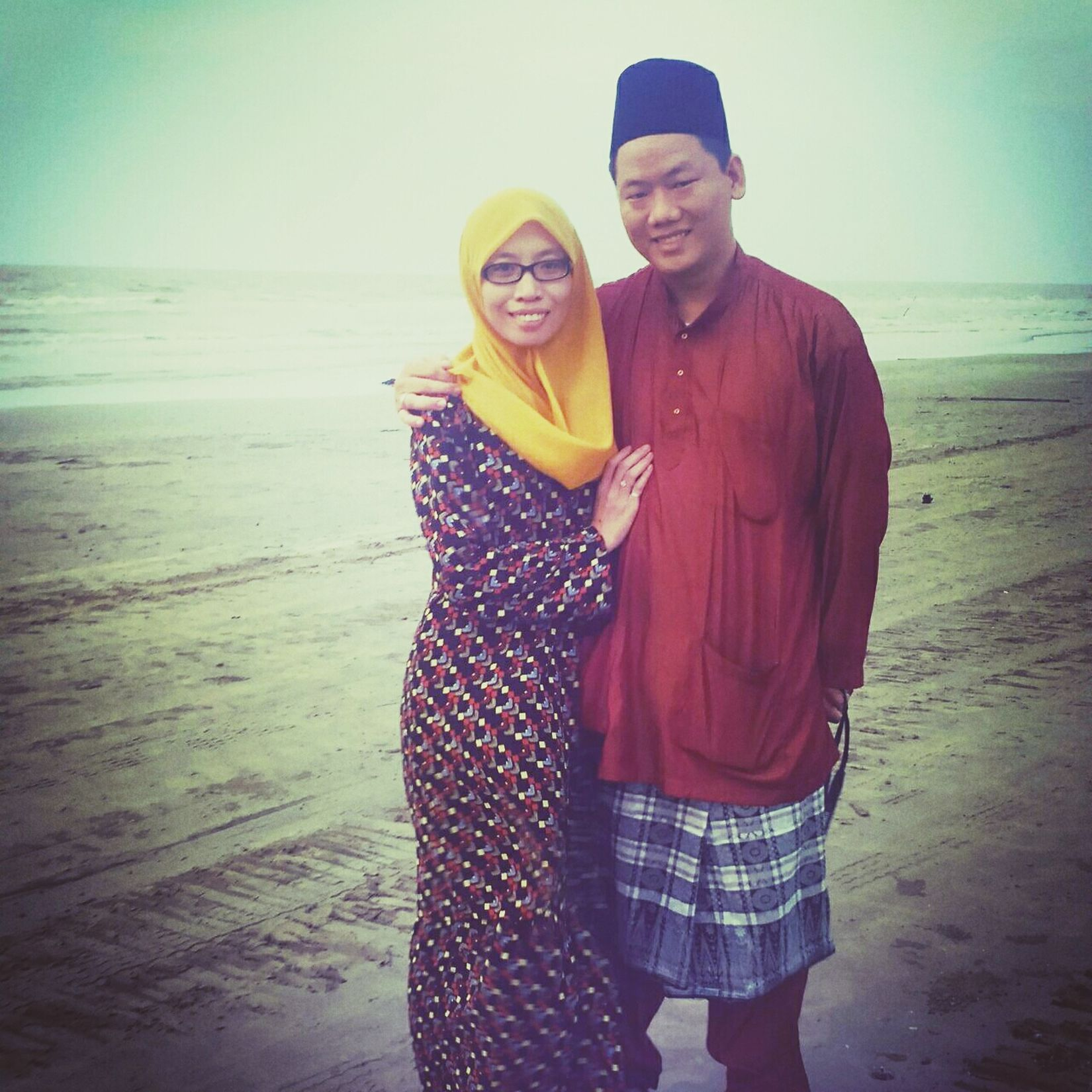1st eid mubarak as a husband and wife. Couple My Husband