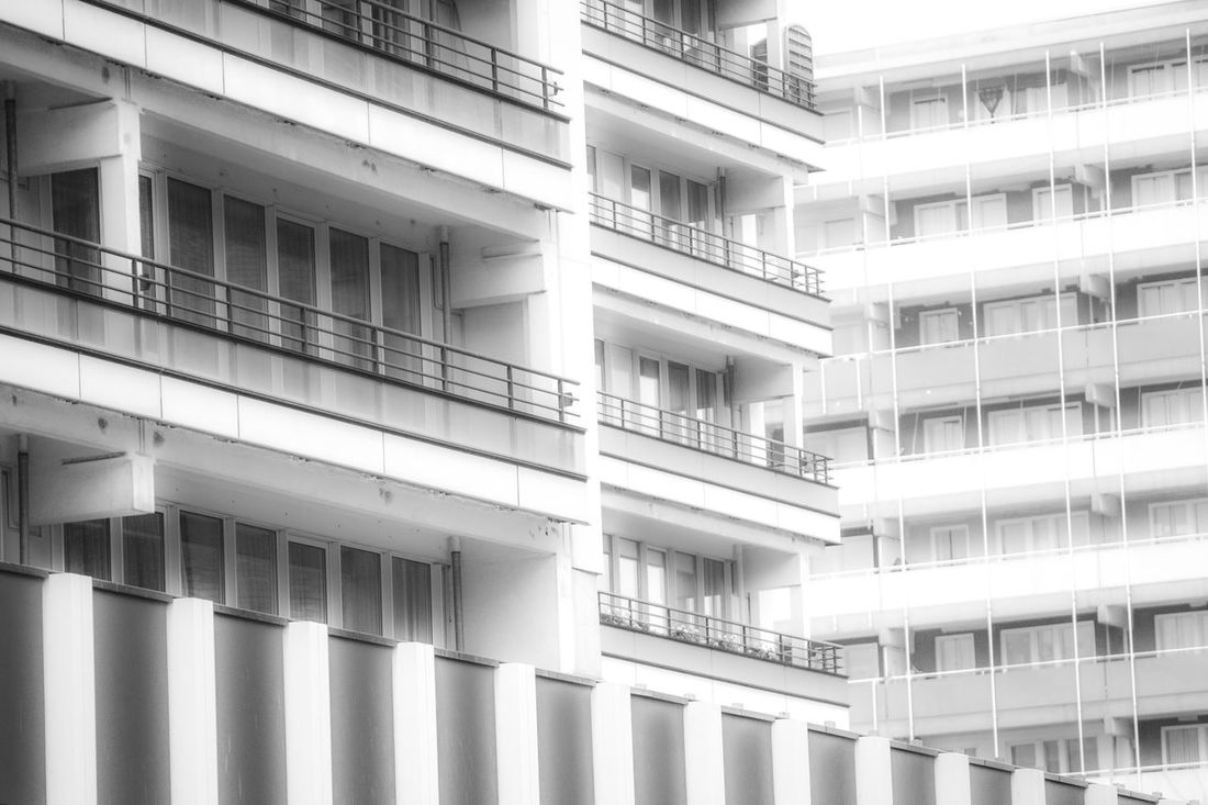 Architectural Feature Architecture Balcony Berlin Berlin Alexanderplatz Berlin Mitte Berlin Photography Building Built Structure City City Day In A Row Jewish Museum Jewish Museum, Berlin Life Light Light And Shadow Memorial Modern No People Repetition Travel Travel Photography Traveling