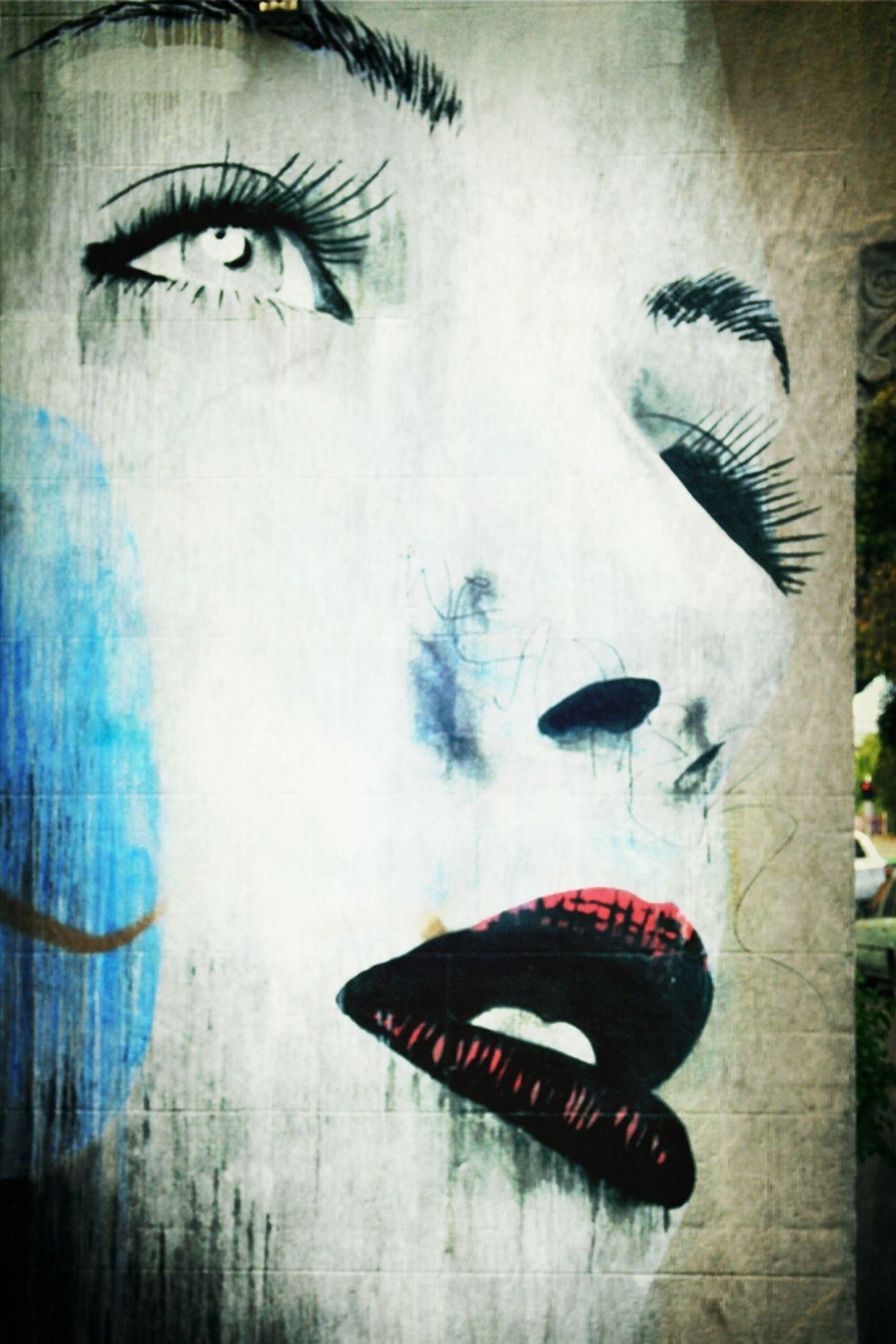 Graffiti Streetart Rone Wont Stop