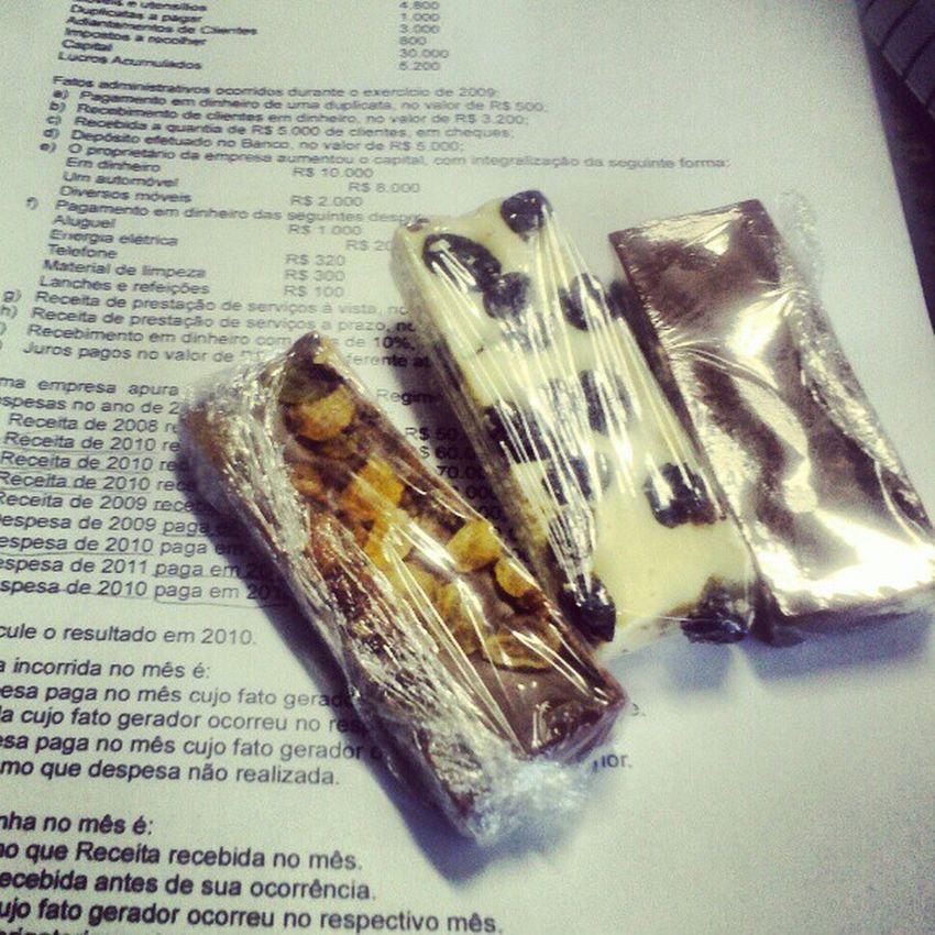 Chocolate de Gramado(RS)+Contabilidade! Estudando !