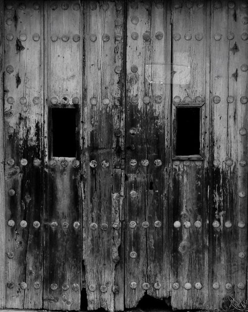 Door Tadaa Community Blackandwhite Antique Abandoned