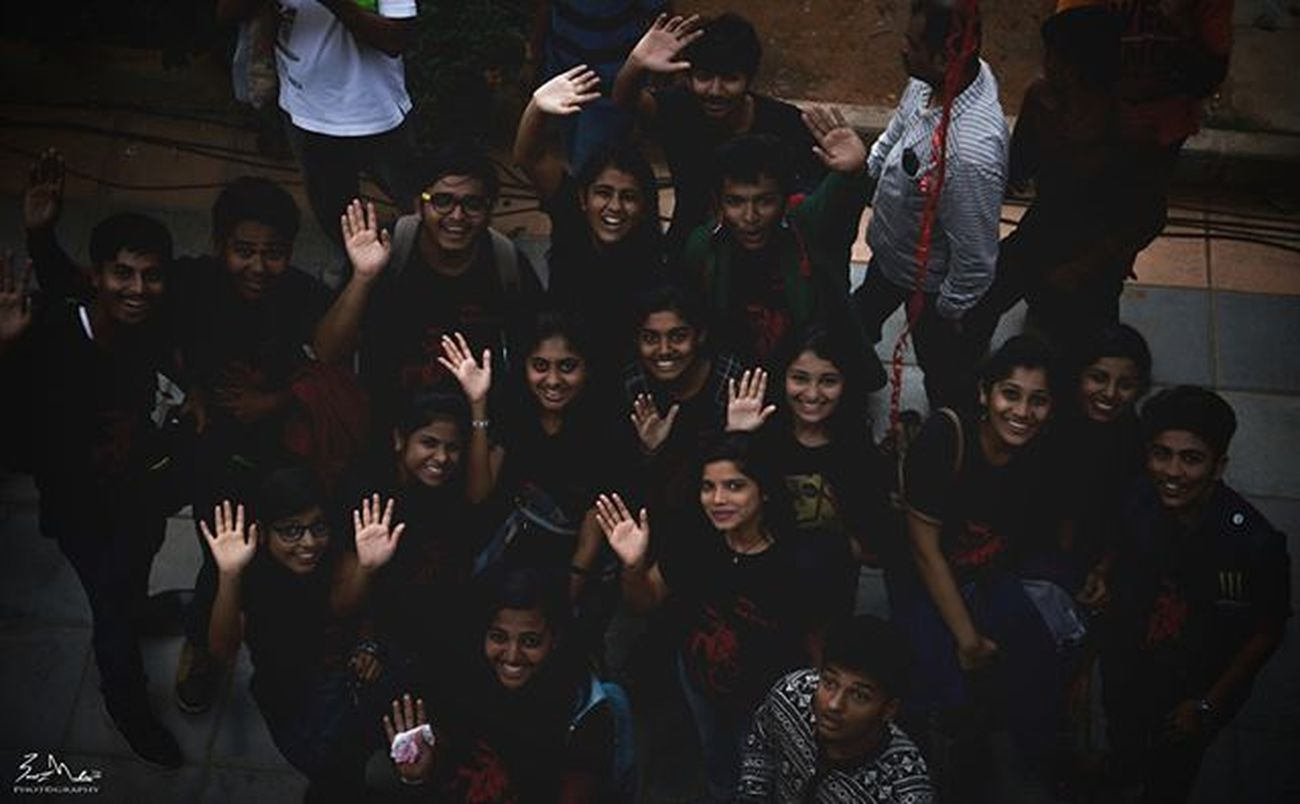 ** Hey Guyz!! ** Bunch of Happyfaces from NITK , Surathkal , Karnataka at Openstreets , Mgroad - Bangalore ____________________ Sets:- BuntZStreets | BuntZPhotowalk | BuntZPeople _____________ MyblrStories Storiesofindia Instameet Bengaluru Myblr SoBangalore Igersbangalore Indianphotographers Indianphotography Indiapictures Streetphotographyindia BuntZMehtaPhotography Faces Students National Institute of Technology, Karnataka
