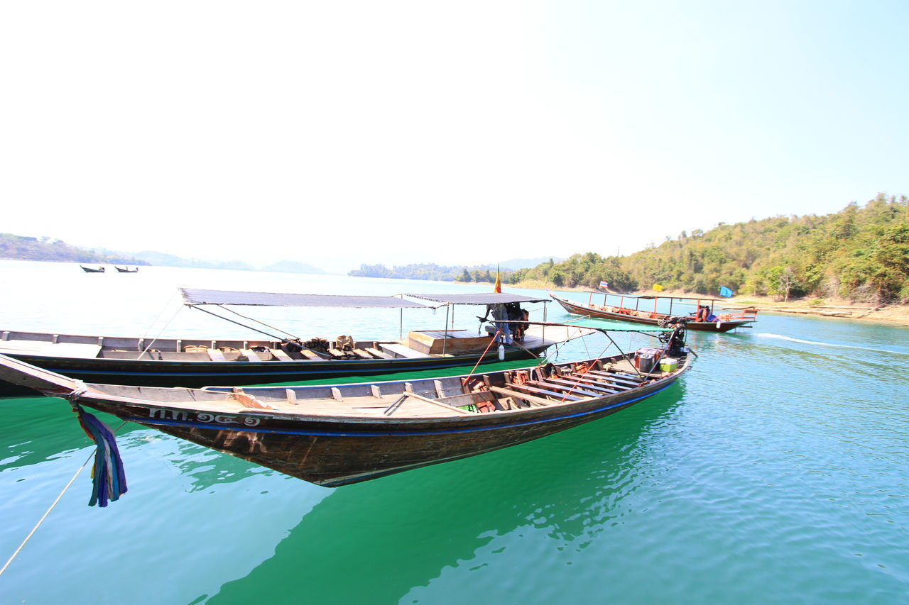 Thailandtravel Thailand The Great Outdoors With Adobe Thailand Trip Travel Photography Eos7d Sky And Clouds Water Boat Ships⚓️⛵️🚢 Blue Sky Relax Relaxing Moments
