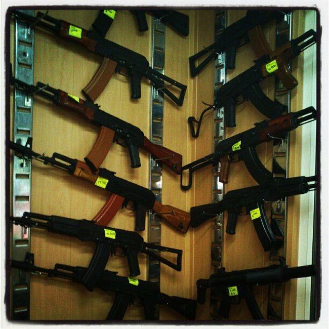 Gunshop Ak  Kalash AKM ak74 ak101 ak102 ak103 ak105