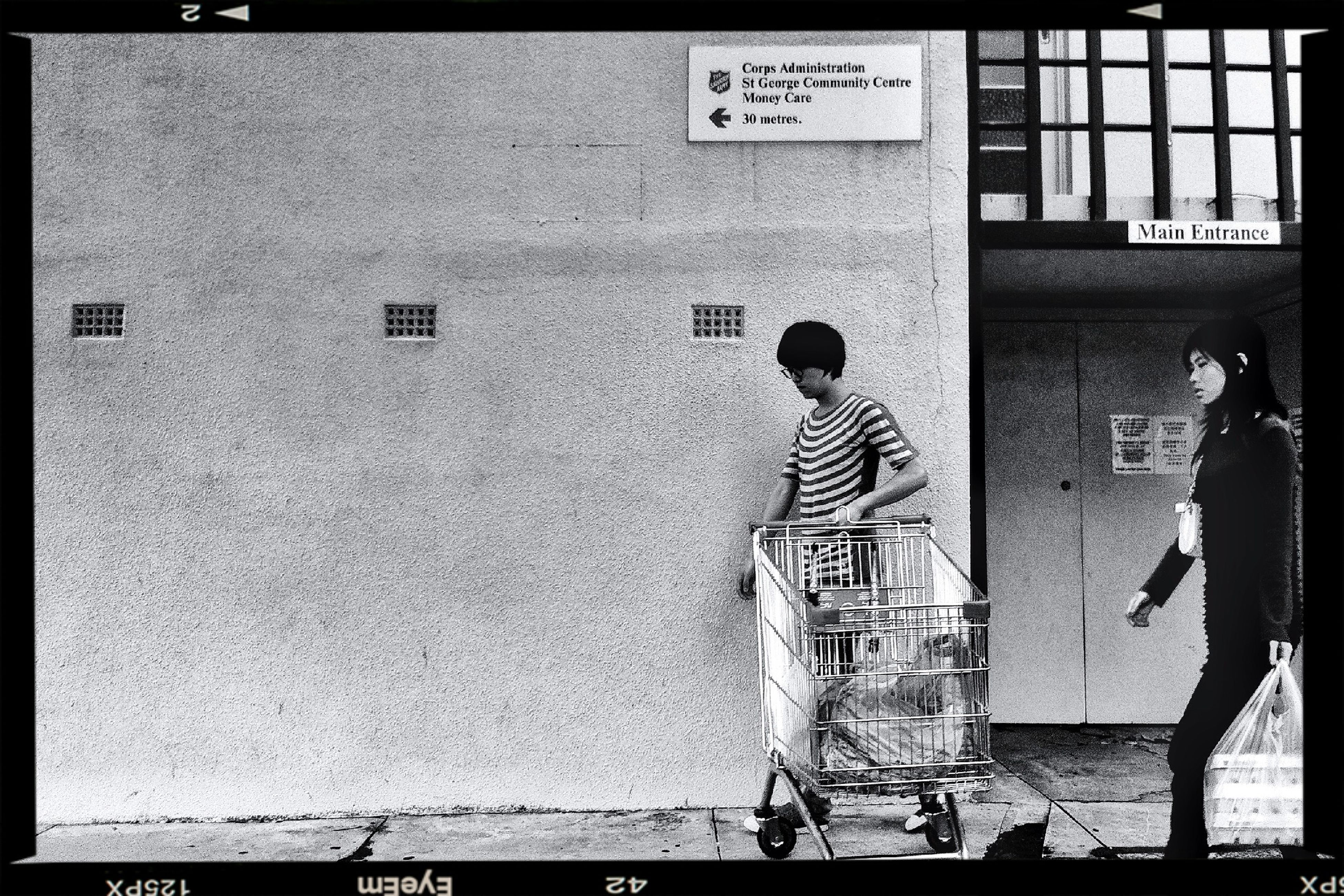 streetphotography at Hurstville Salvation Army Streetphotography