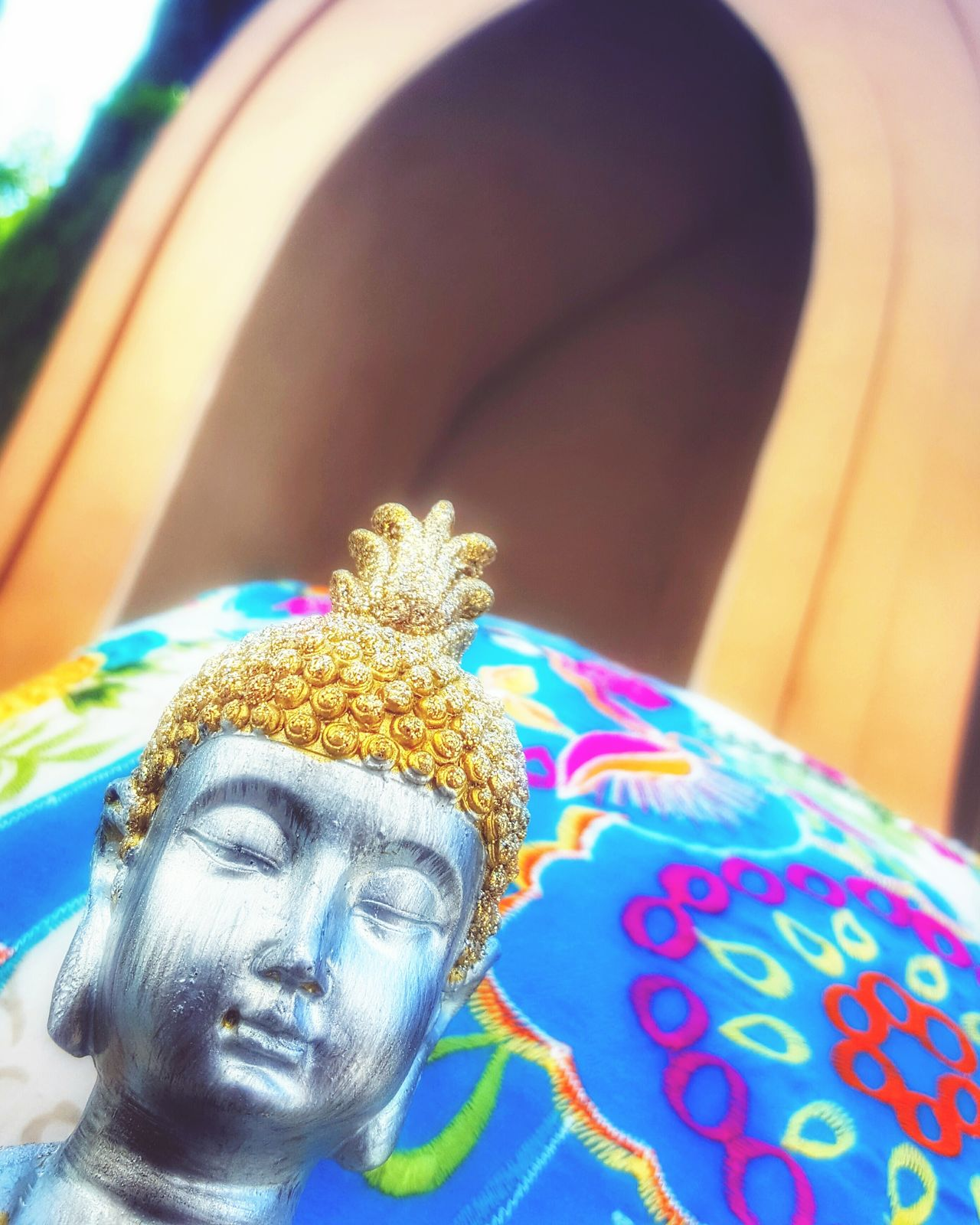 Finding Quiet Time Quiet Time Peaceful Tranquillity Lifestyles Buddha Sculpture Meditate Spirituality Inner Peace Abundance Quite Place Peaceful Place Photography Is My Escape From Reality! Attitude Eyeem Market Perspective From My Point Of View EyeEm Eyeemphotography Eye4photograghy ForTheLoveOfPhotography
