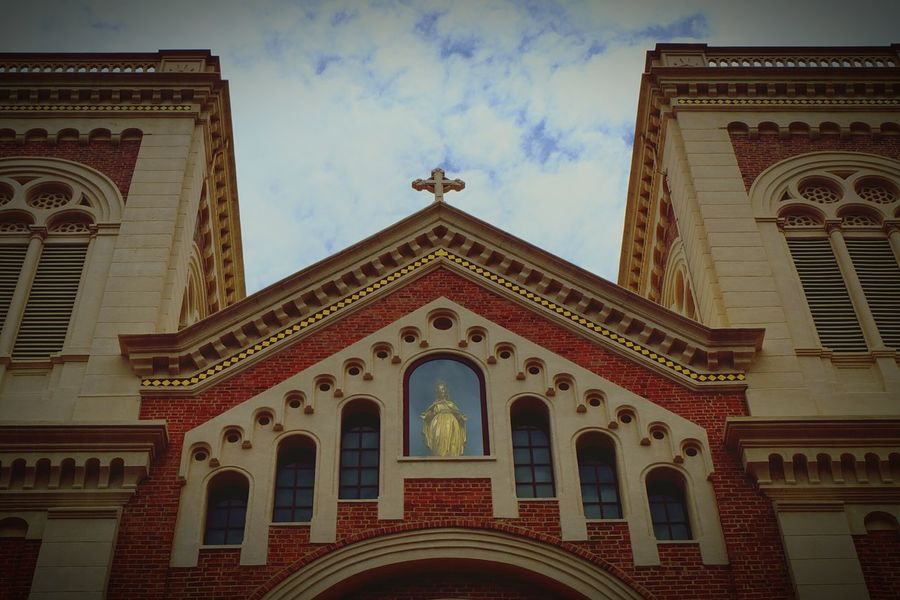 Architecture Travel Destinations Built Structure Intricacy Building Exterior Low Angle View Church Architecture Outdoor Photography Travel Outdoors Religion