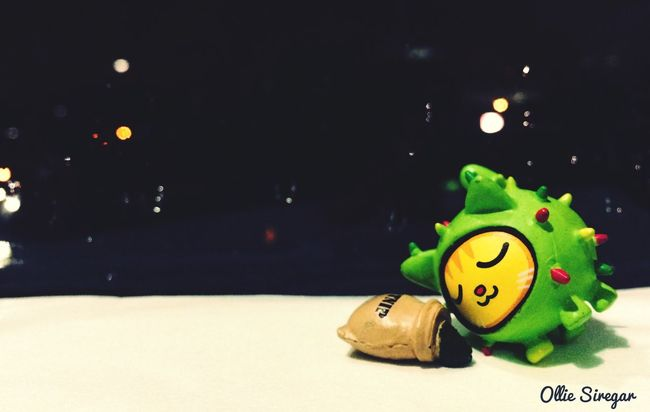 so sleepy... Tokidoki CactusKitty Toys Toysphotography Relaxing Enjoying Life