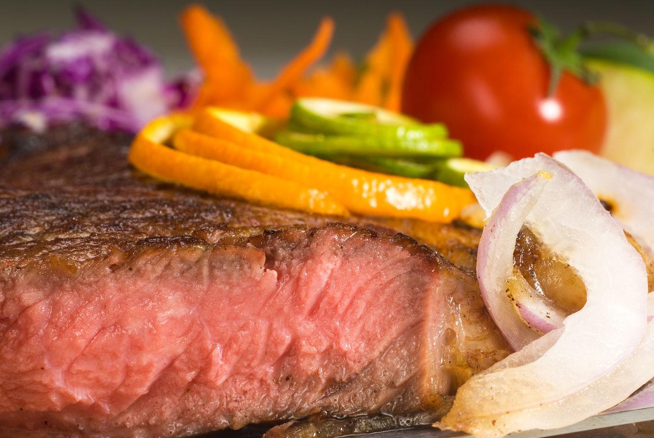 Detail Shot Of Meat