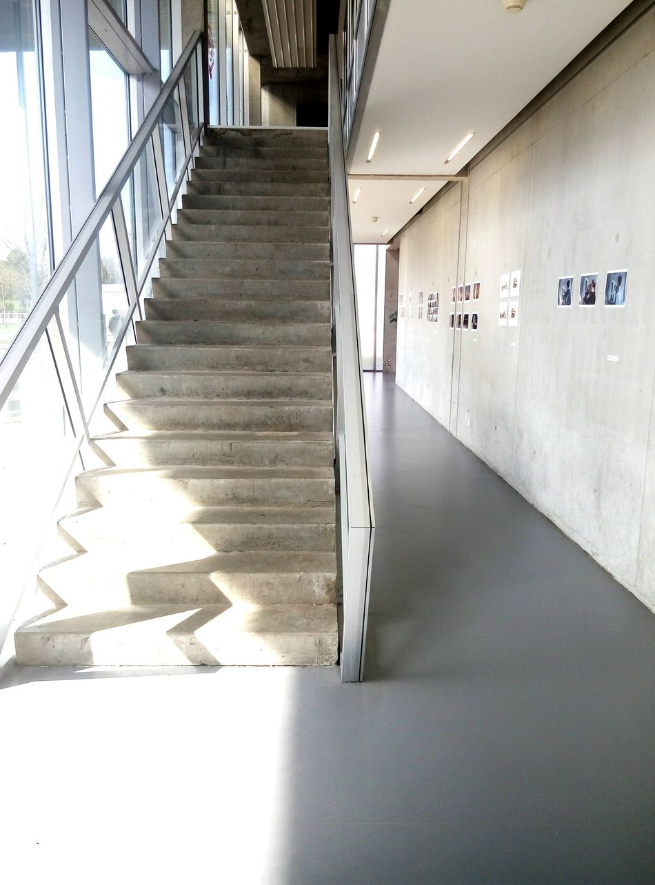 Indoors  The Way Forward No People Day Stairs Iut Photo