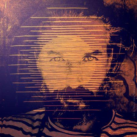 Magic Presence Fall Beauty Fullyseen Double Exposure Portrait Soulportrait Magic Intuitiveart Mysterious soulportrait