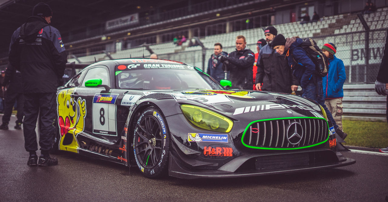 Adult Adults Only Day Gt3 Nurburgring Outdoors People Racecar Racing