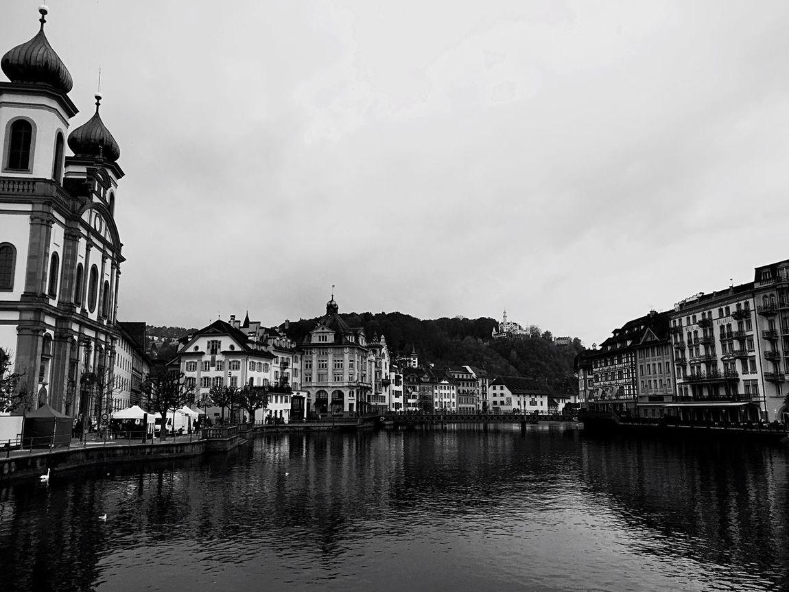 Waterfront Outdoors Architecture City Canal Iamx Everythingisburningtour Luzern Swiss