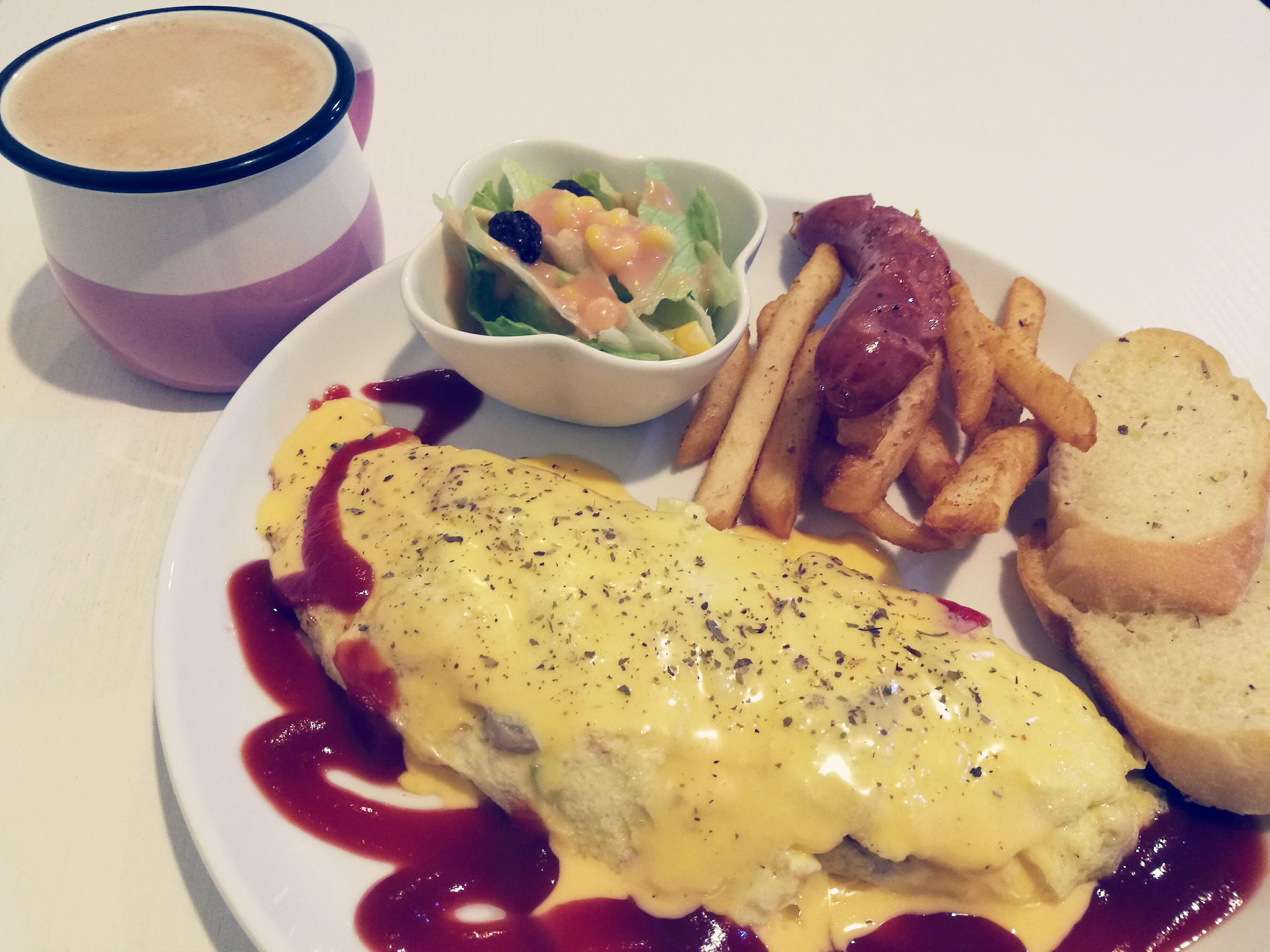 美妙早午餐