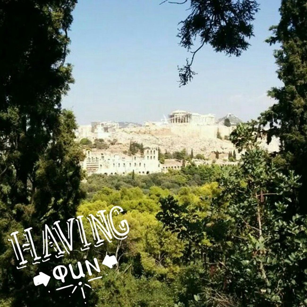 ImAnAthenian Share your Athenian experience and win a trip back to Athens! http://ImAnAthenian.com