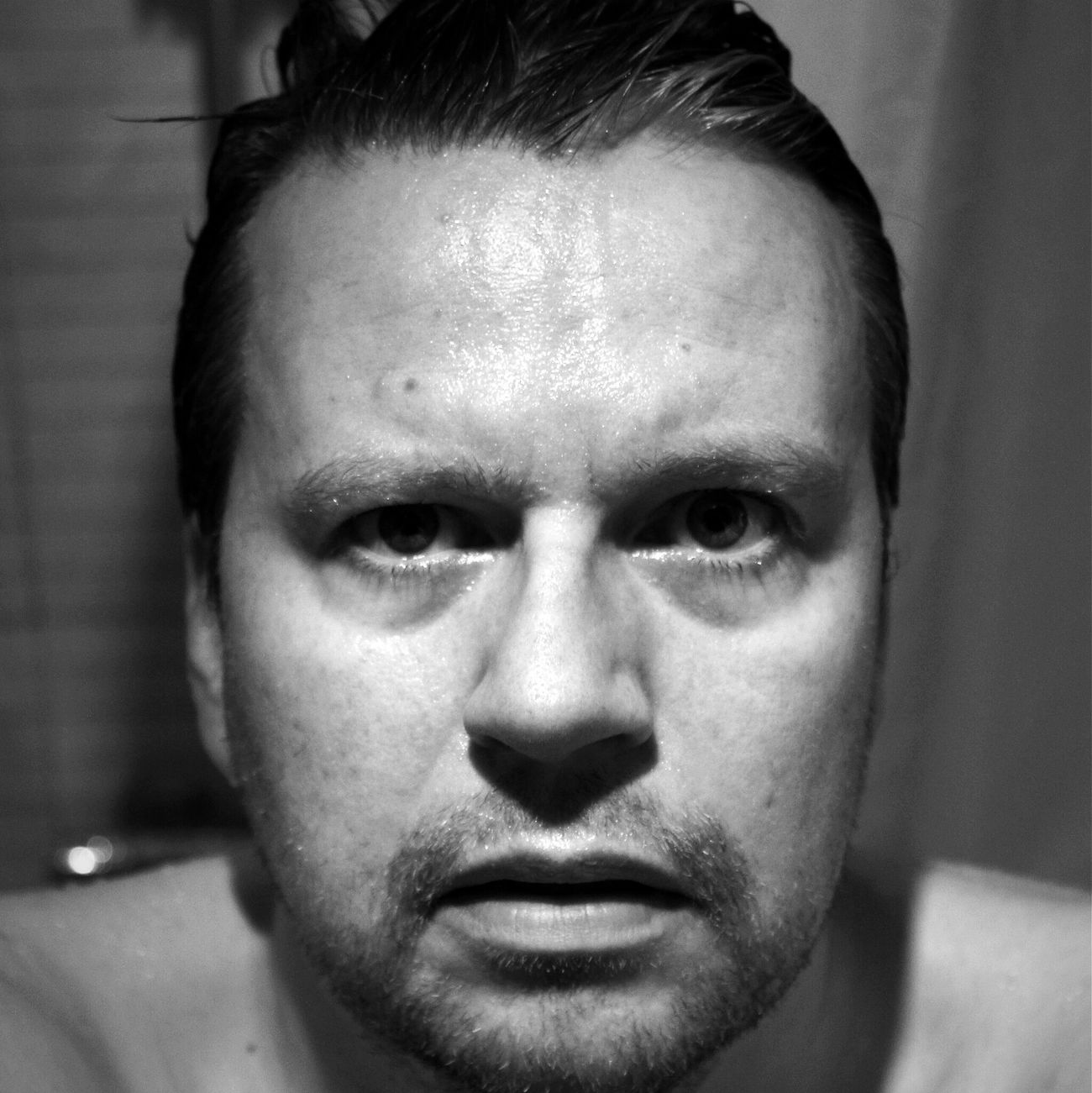 That's Me Selfie Selfportrait Blackandwhite Photography Taking Pictures