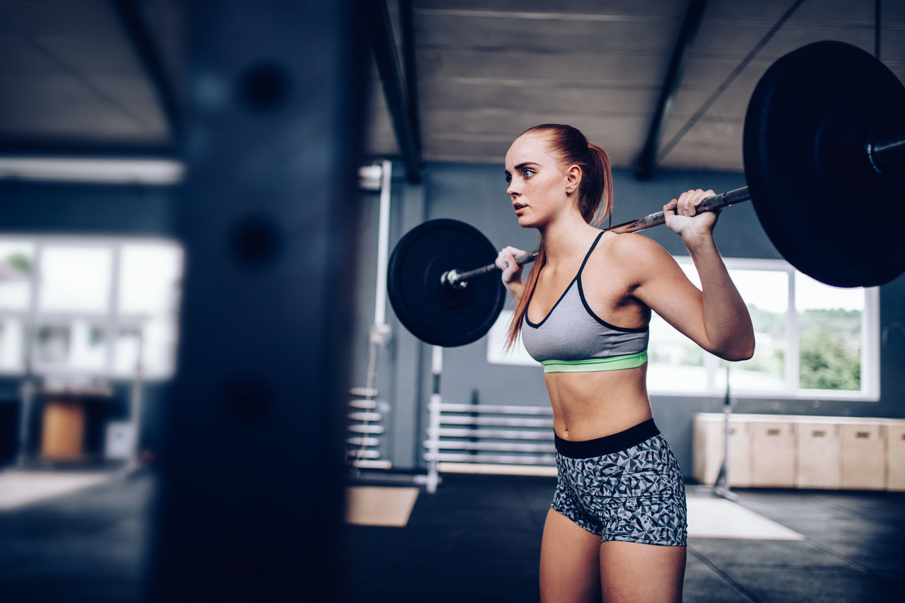 Athlete Barbell Bodybuilding Crossfit Exercising Fit Fitgirl Fitness Fitness Training Gym Gym Time Healthy Lifestyle Indoors  Legday Lifestyles One Person One Woman Only People Sport Sports Clothing Sports Training Squats Weightlifting Weights Wellbeing